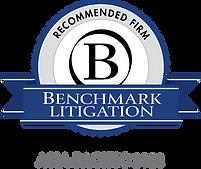 Benchmark Litigation 2021 Rosette.png