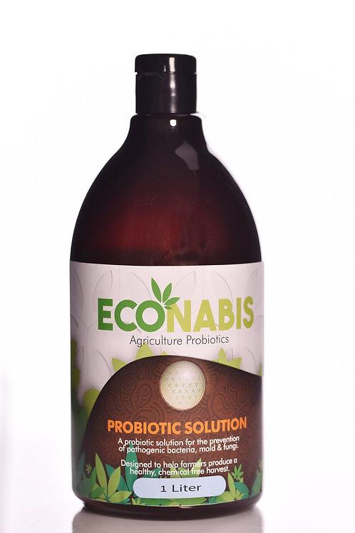 ECONABIS SOLUTION. Net 1 Liter (33.8 fl oz)