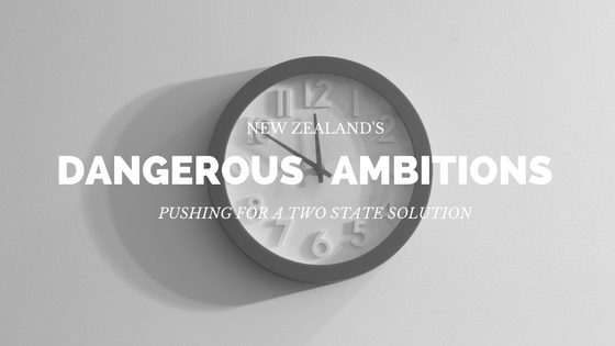 NZ's Dangerous Ambitions