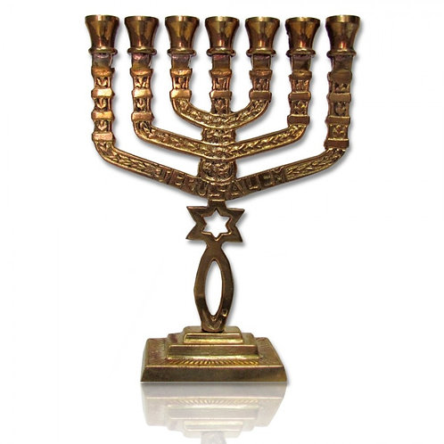 "Menorah ""Grafted In"""