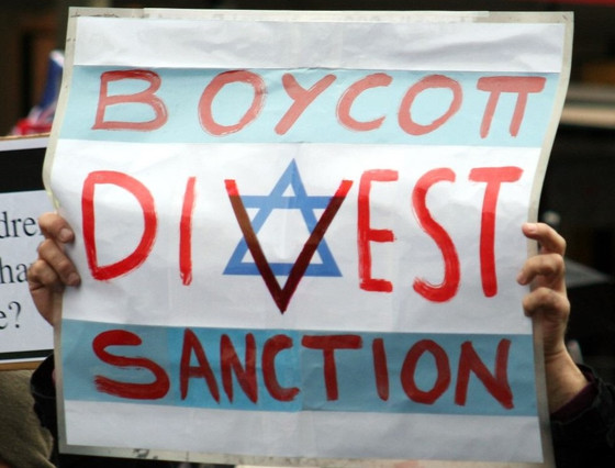The anti-Israel BDS movement