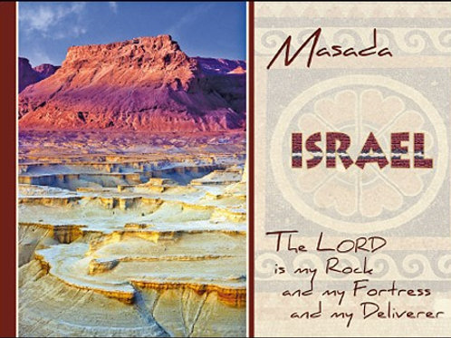 Getting Card - Masada