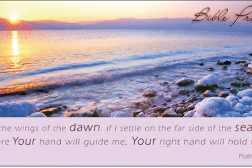 Greeting Card - Dead Sea