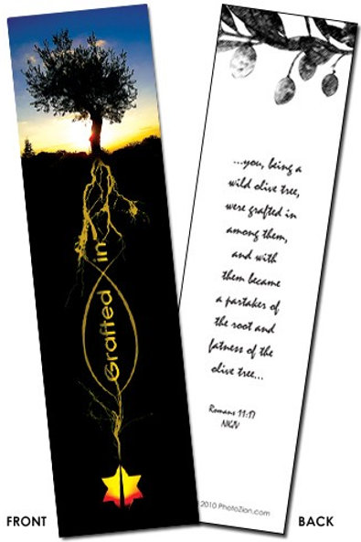 Book Mark - Grafted In