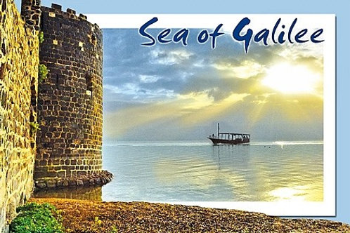 Magnet - Sea of Galilee