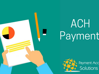 ACH Payments - Easily Reduce Costs and Outstanding Receivables
