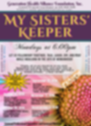 My Sister Keeper Process Group ministry