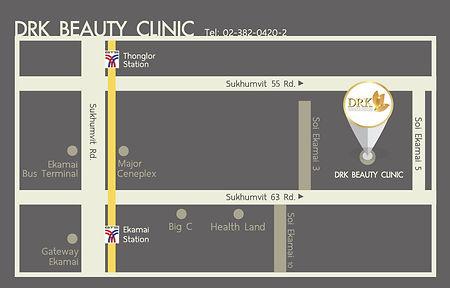 แผนที่ DRK Beauty Clinic