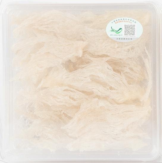 รังนกถ้ำสีขาว-เส้น 250 กรัม (25กรัมx10กล่อง/