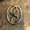 logo i guld, alguld, guldsmed i århus