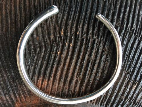 sølv armring alguld