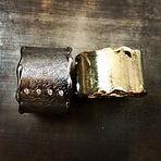 unikke vielsesringe, hvidguld med diamanter, alguld, rustikke vielsesringe, håndlavede vielsesringe, rustik guldring, alguld, omsmeltet guld vielsesring