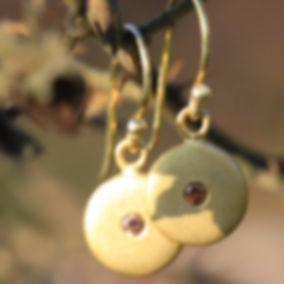 gyldne brillanter alguld