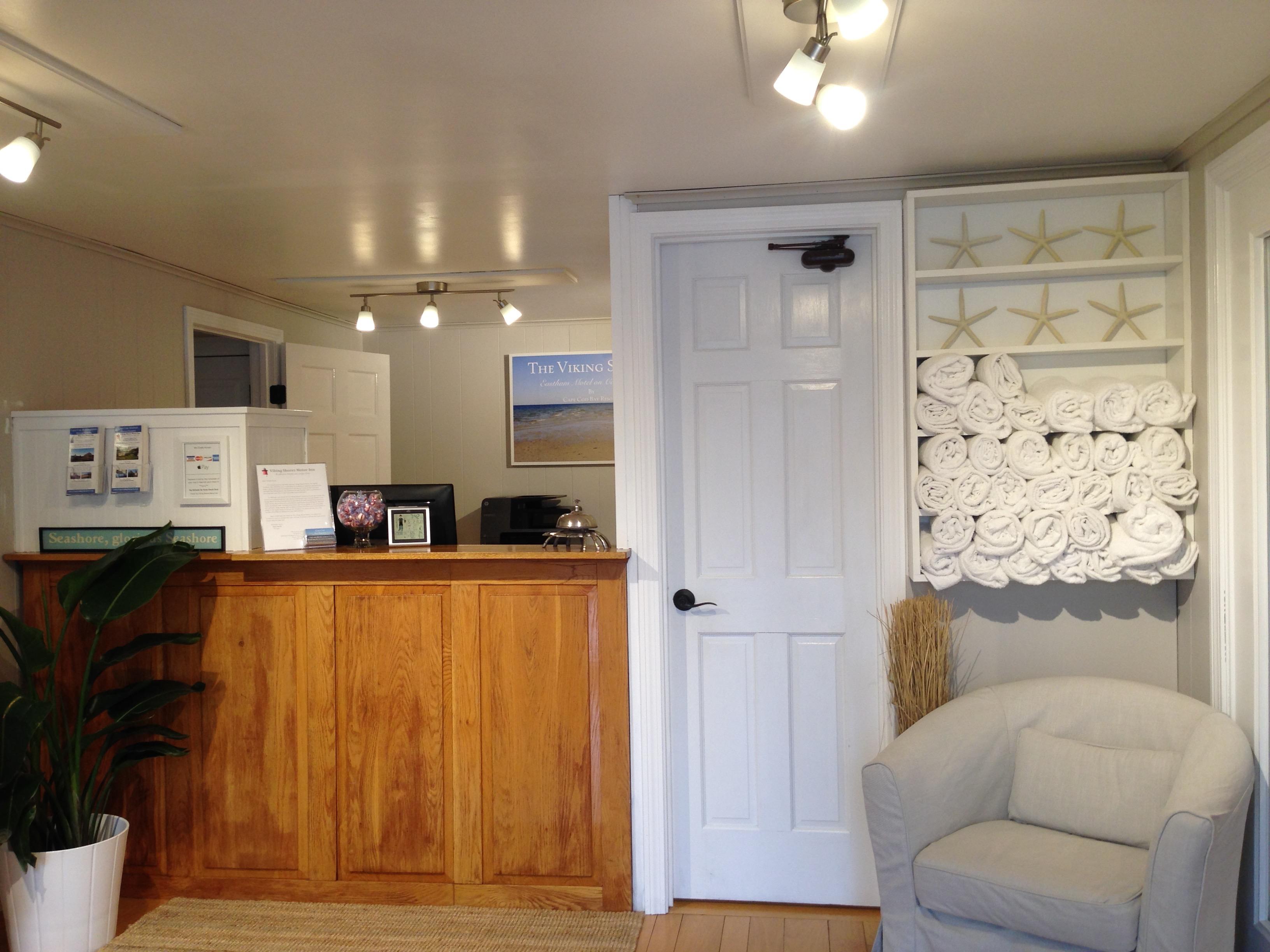 New Office, Viking Shores Motor Inn