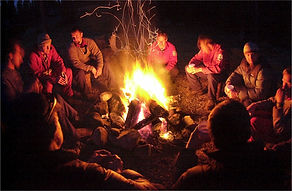 fire pit, wellfleet oysterfest, fishing trips on cape cod, spend time with family & friends