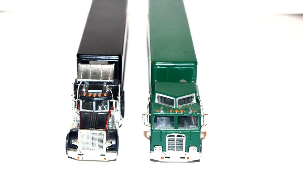 Matchbox Utra Series 2 Mack Trucks