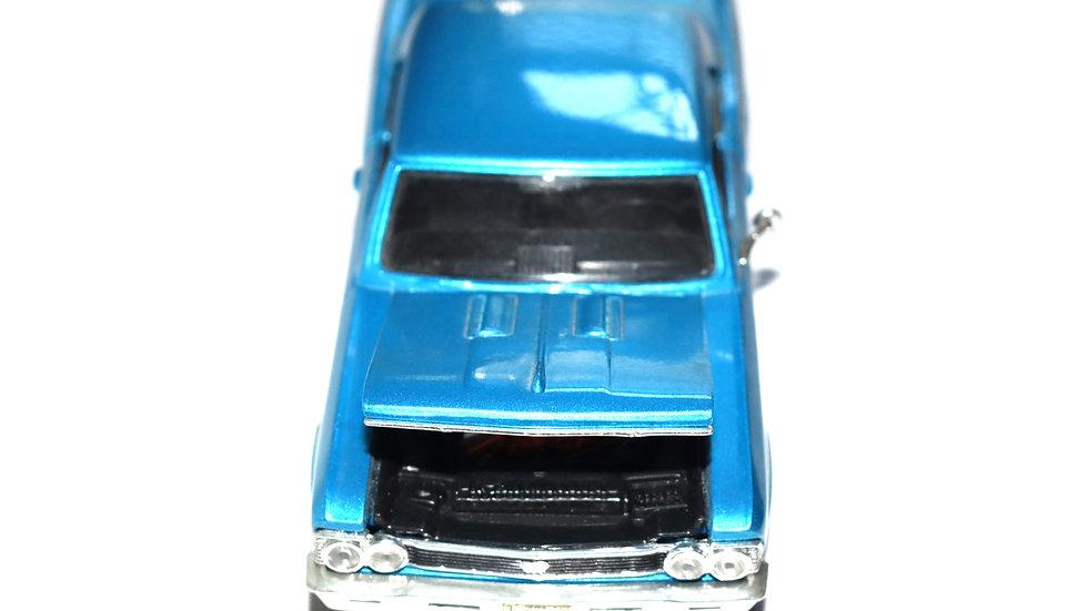 Maisto 1966 Blue Chevrolet Chevelle