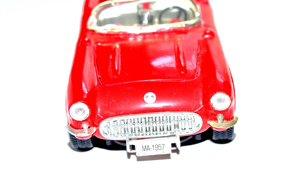 Maisto 1957 Corvette Red