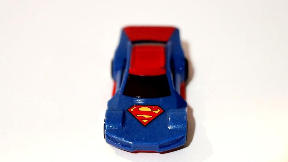 M4MCD 2015 Superman Hotwheels