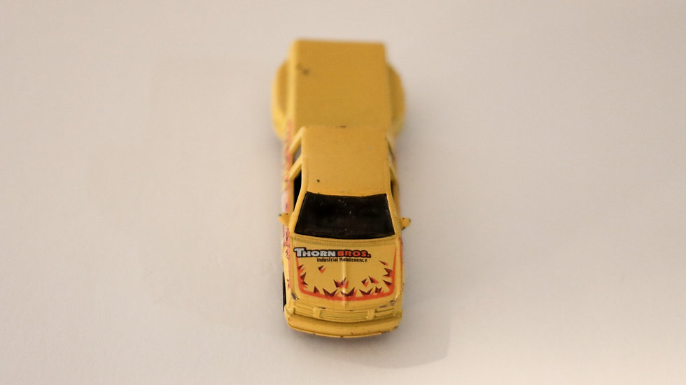 Hot Wheels 1997 C3500 Thorn Bross Truck