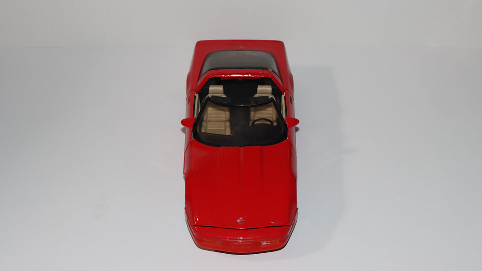 Maisto 1992 Corvette Red