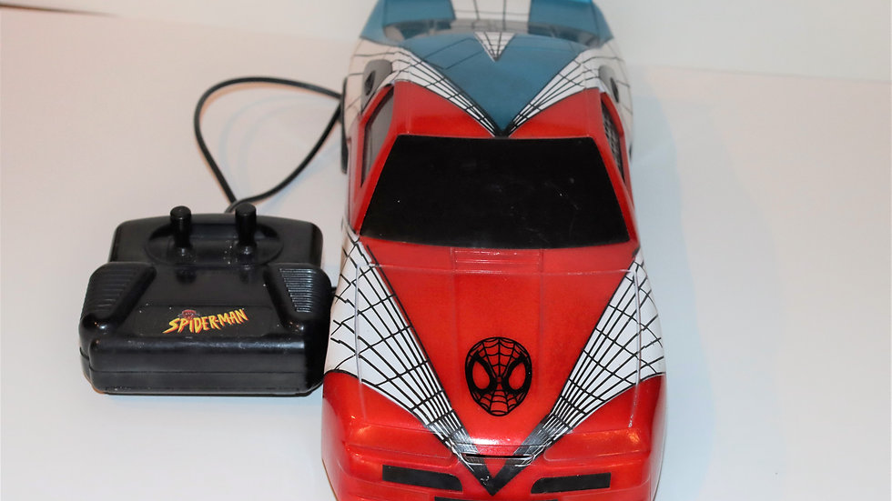 Spiderman 2000 Remote Controlled Car