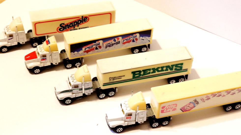 Road Champs Semi-Tractor Trailer Trucks