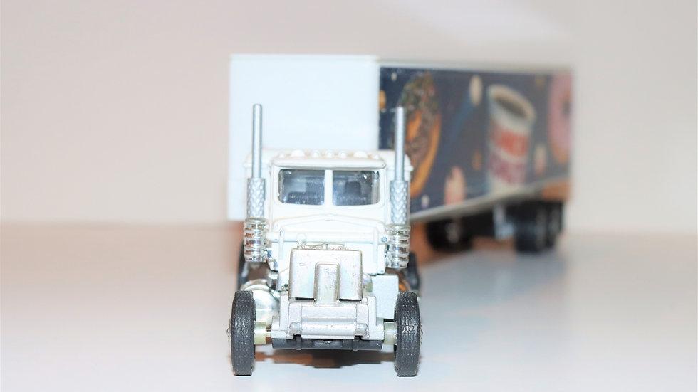 Dubblebla 1995 Dunkin Donuts Tractor & Trailler
