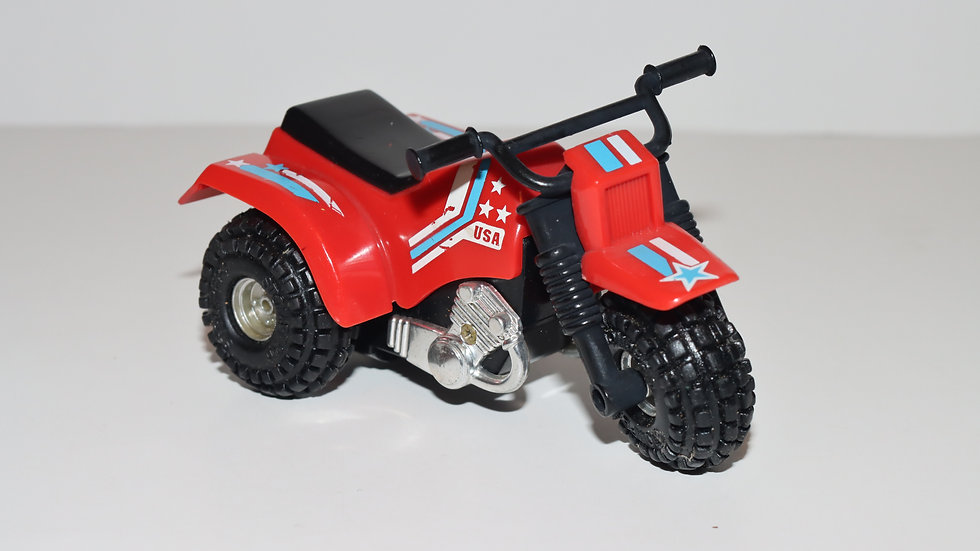 ATV 1984 Schaper Stomper 3 Wheeler All Terrain Vehicle
