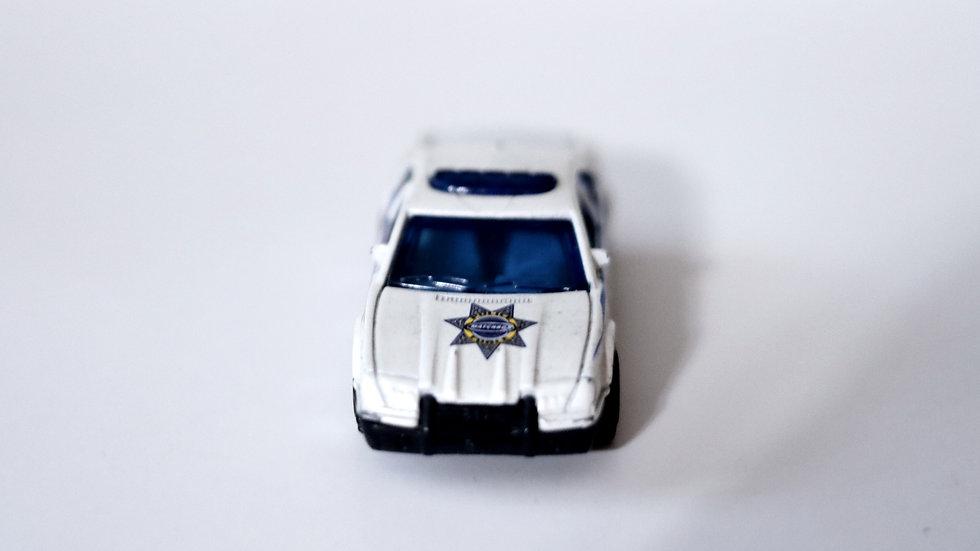 Matchbox 2001 Police Car