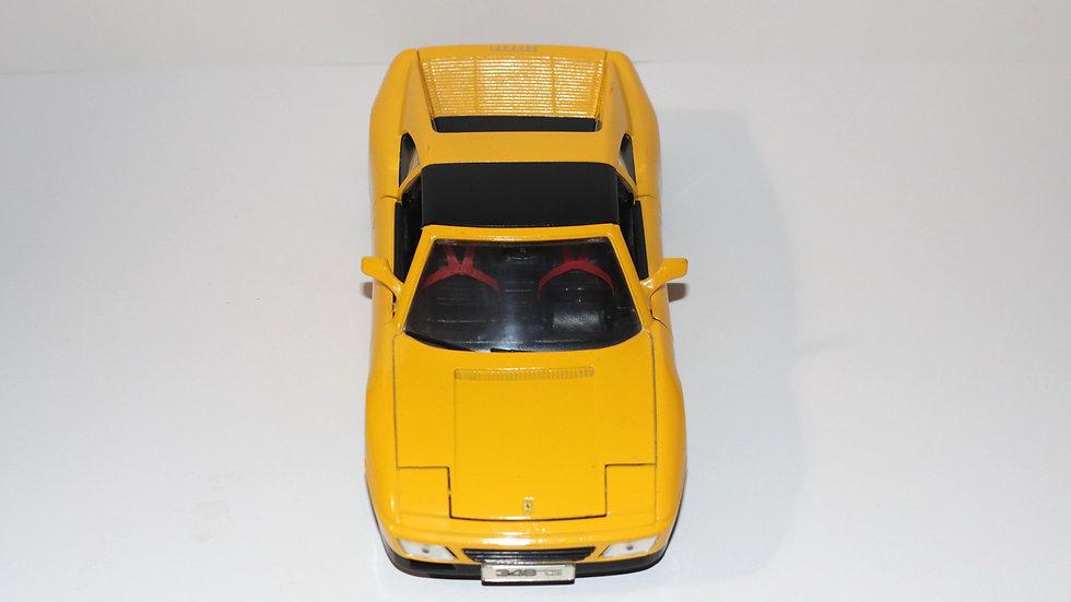 Maisto Vintage 1990 Ferrari 348 TS