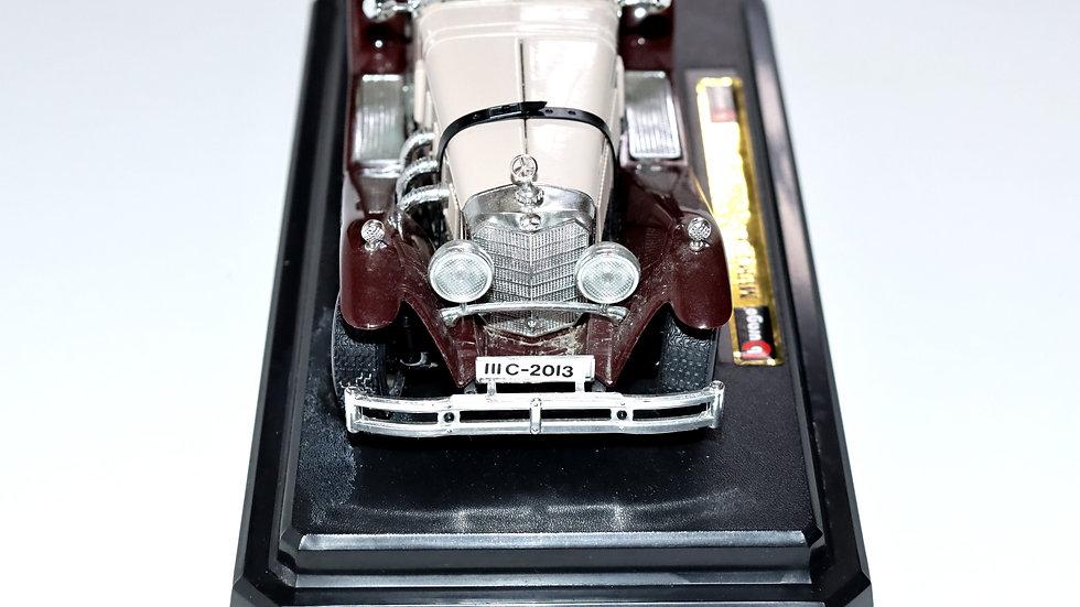 Burago - 1928 Mercedes Benz SSK