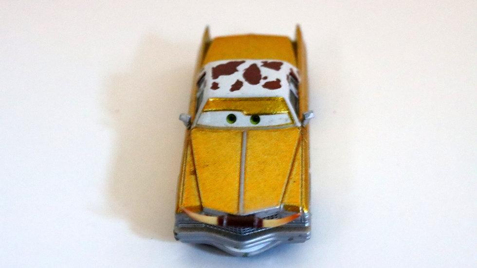Disney/Pixar Tex Dinoco Cadillac Coupe DeVille