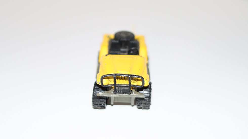 Matchbox 1983 Jeep 4x4