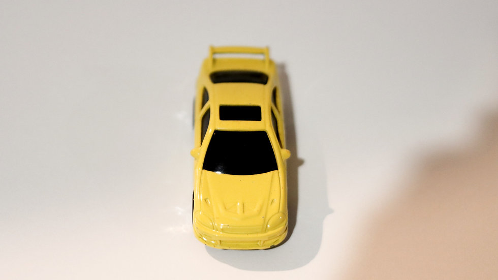 M4MCD 2001 Hot Wheels Honda Civic