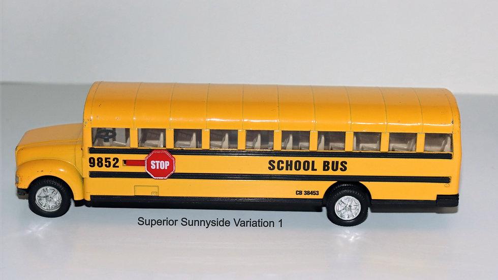 Superior Sunnyside School Bus 9852