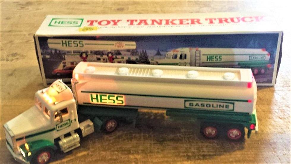 Hess Tanker Truck