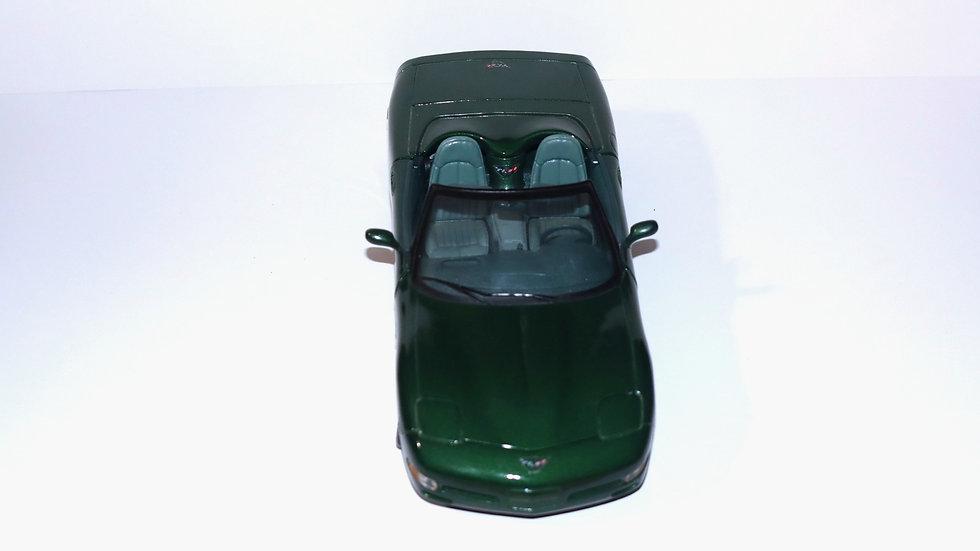 Maisto 1998 Corvette Green