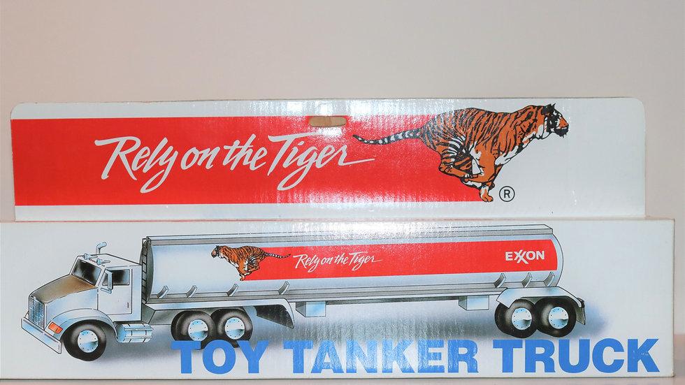 Exxon 1992 Toy Tanker Truck