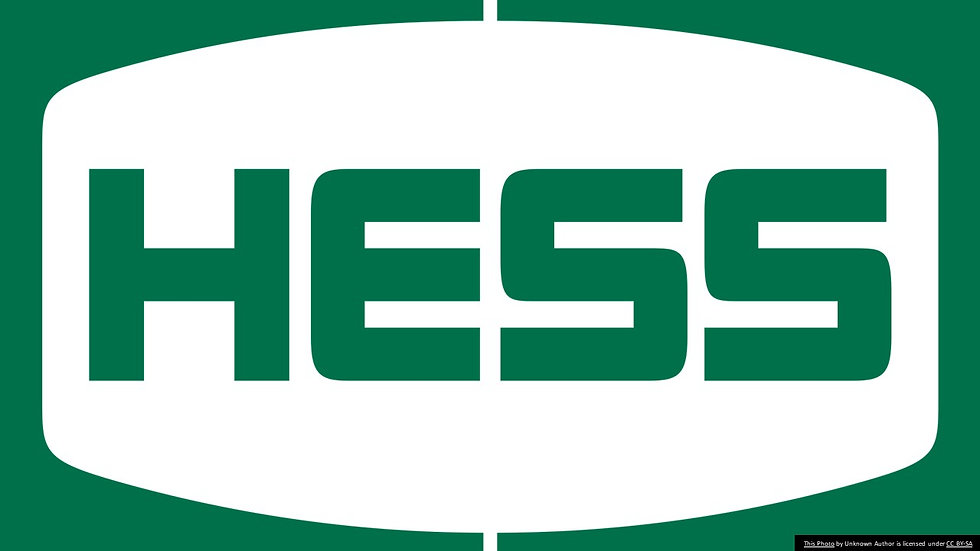 Hess Toy Collection
