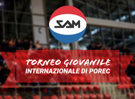 Anche quest'anno la SAM era presente a Porec...con 3 squadre!