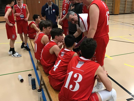 La U15 Red vince in trasferta!