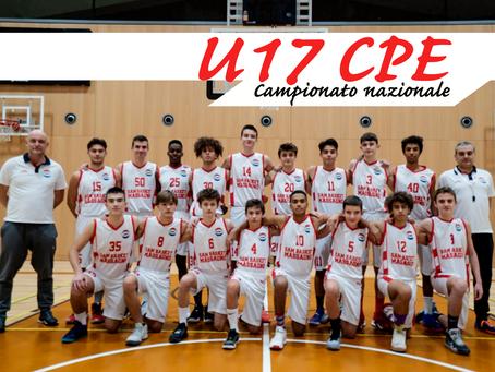 La U17 cade con onore contro l'Accademia Friborgo