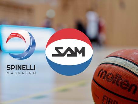 La SAM Basket è al lavoro per voi!