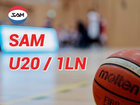 Il gruppo U20/1LN SAM continua la striscia positiva nei suoi campionati!
