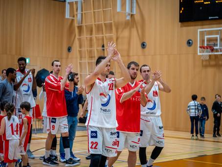 La Spinelli Massagno conquista le semifinali della Patrick Baumann Swiss Cup