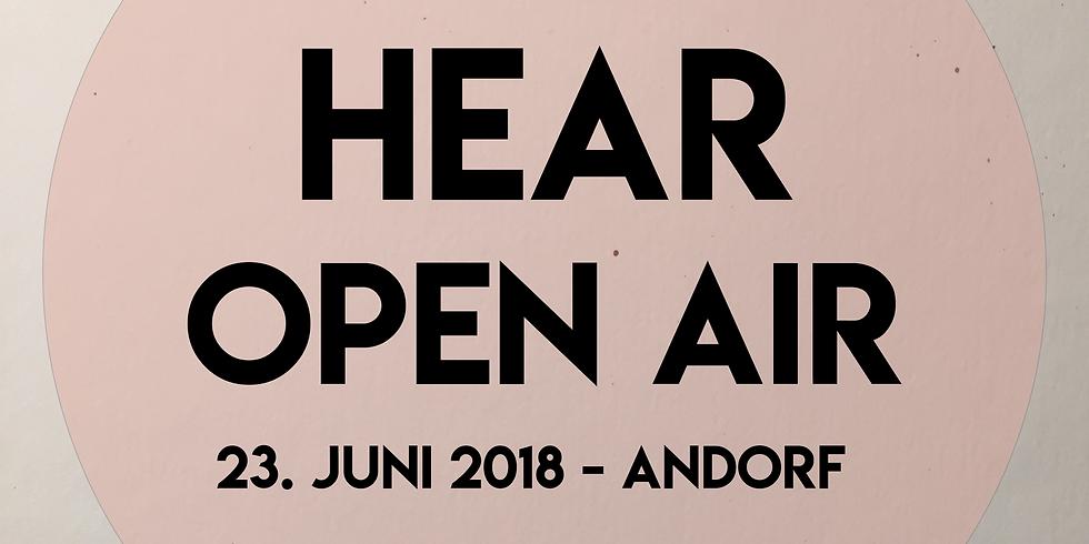 ANDORF - HEAR OPEN AIR
