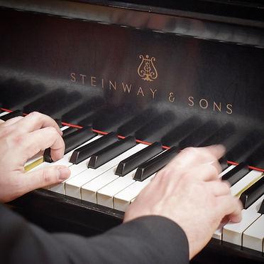Vladimir Tiagunov playing Steinway