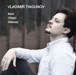 Bach, Chopin, Debussy