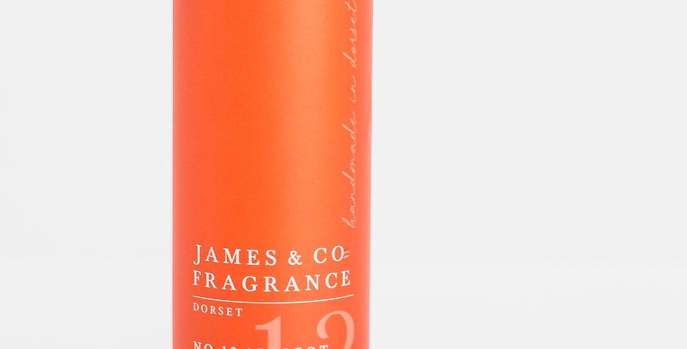 No. 13 Apricot 200ml Refill Diffuser with Grey Fibre Reeds